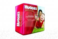 Pañal Huggies Natural Care Etapa 4 Paca Con 24 Unidades Talla XG