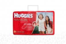 Pañal Huggies Natural Care Etapa 5 Paca Con 50 Unidades Talla XXG