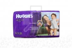 Huggies Up & Go Paca Con 36 Unidades - Etapa 3/G