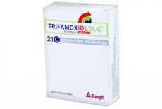 Trifamox IBL Dúo 875 / 125 mg Caja Con 21 Comprimidos Recubiertos Rx2