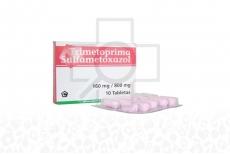 Trimetoprim Sulfametoxazol 160 / 800 mg Caja Con 10 Tabletas Rx2