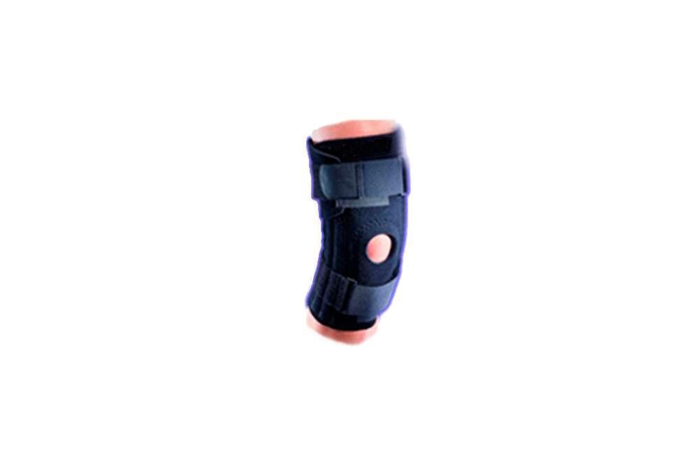 Rodillera Neo Sostén de Rótula Con Velcro Bolsa Con Unidad - Talla 1