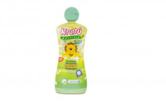 Shampoo Arrurrú Naturals Manzanilla Frasco Con 400 mL