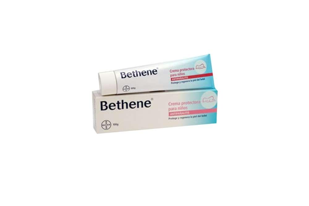 Bethene Crema Protectora Para Niños En Caja Con Tubo X30g - Antipañalitis