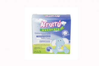 Arrurrú Naturals Crema Antipañalitis Caja Con Frasco Con 25 g