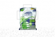 Dentek Easy Brush Extra Tigh Empaque Con 16 Unidades