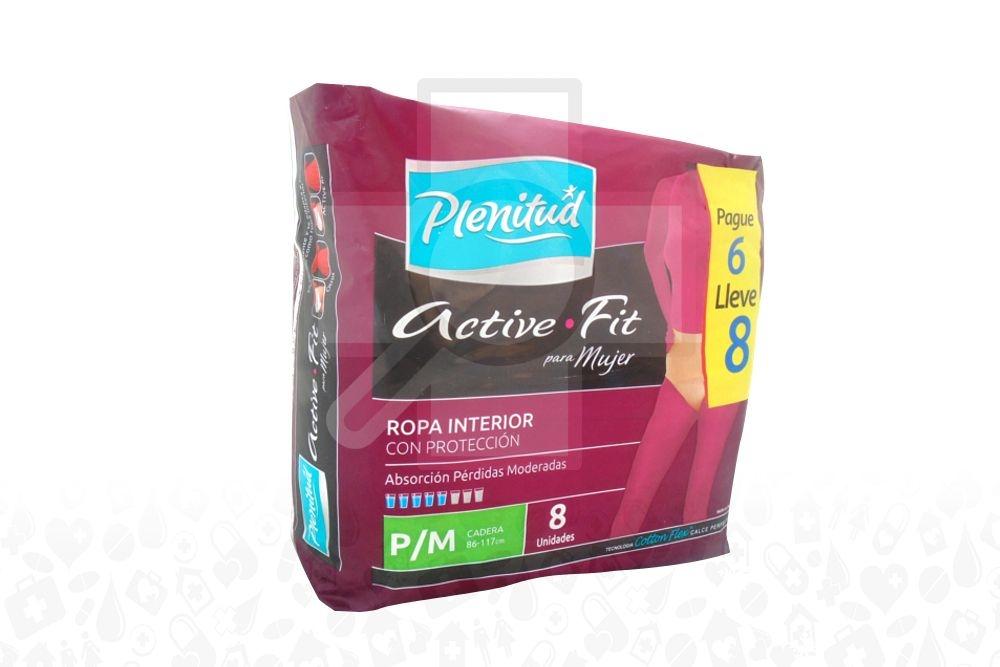 8cdcc4a282ae Comprar Pañales Plenitud Active Mujer X8U En Farmalisto Colombia.