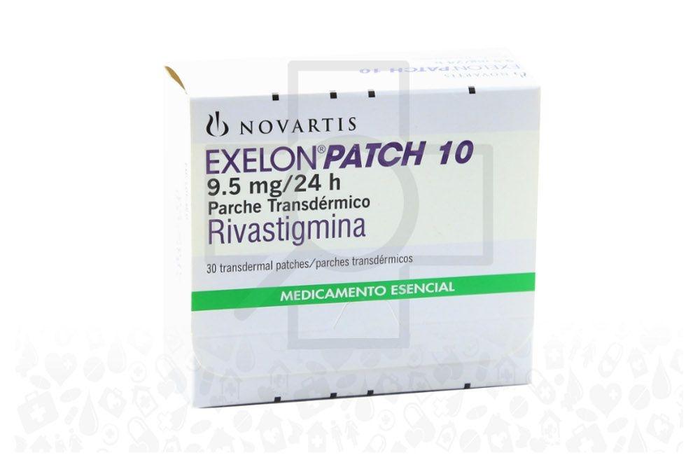 Exelon 4.6 mg patch