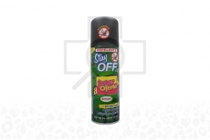 Repelente Stay Off Amazonic Aerosol Frasco Con 160 mL