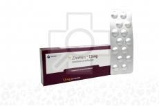 Enablex 7.5 mg Caja Con 28 Comprimidos De Liberación Prolongada Rx Rx1