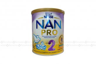 NAN 2 Pro 6 Meses Tarro Con 900 g