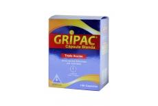 Gripac Caja x 100 Cápsulas Blandas
