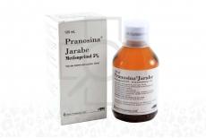 Pranosina Jarabe 5 % Frasco x 120 mL Rx