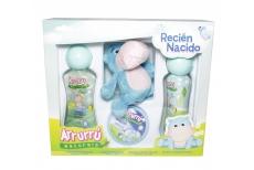Arrurrú  Recién Nacido Empaque x 4 Productos