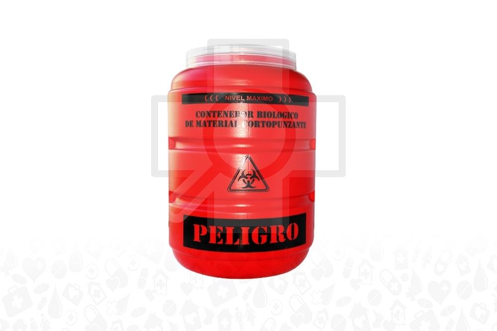Comprar contenedor biol gico guardi n en farmalisto - Precio de contenedor ...