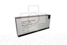 Lupron Depot 30 mg Caja Con Polvo Liofilizado Con Jeringa Prellenada Con Doble Cámara RX4 RX1