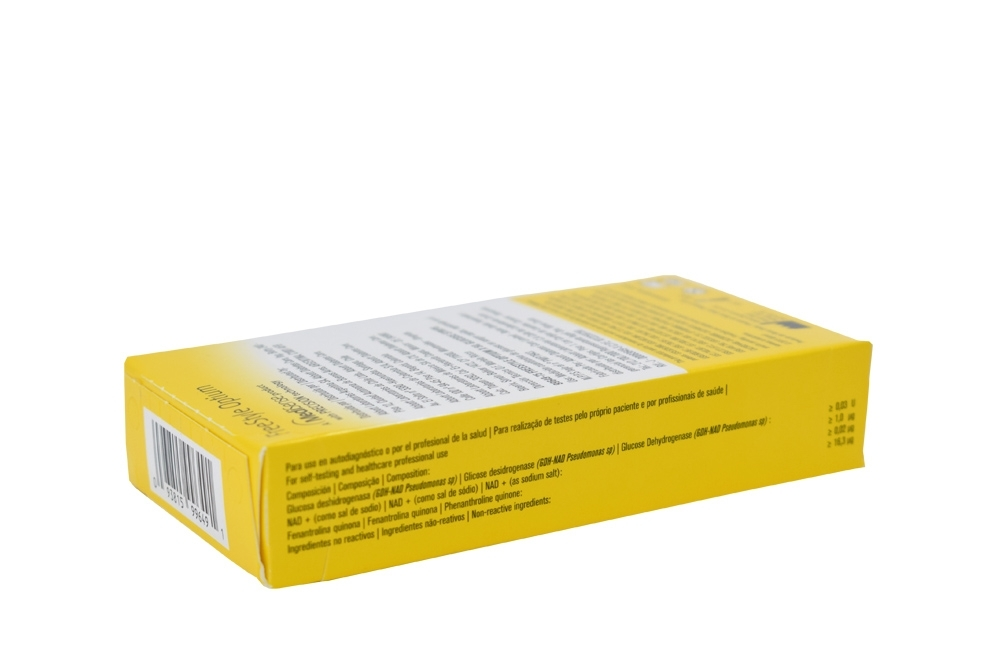 50 / 100 Tiras - SD Codefree Medidor De Glucosa En