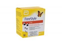 FreeStyle Lite Caja Con 50 Tiras