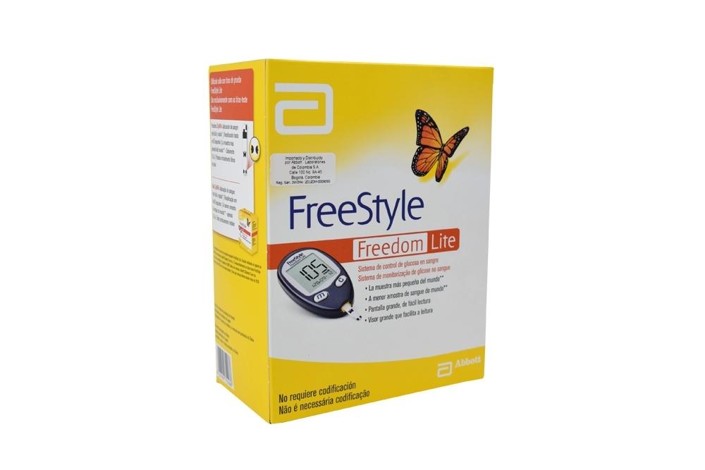 FreeStyle Freedom Lite Caja Con 1 Unidad