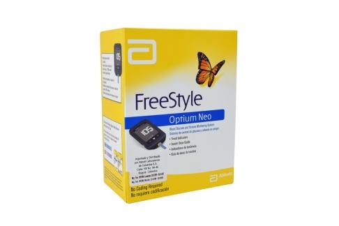 FreeStyle Optium Neo Caja Con 1 Unidad