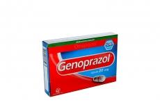Genoprazol 20 Mg Caja X 14 Cápsulas RX