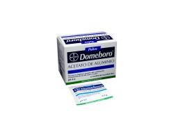 Domeboro Polvo Caja Con 25 Sobres Con 2.2 g C/U
