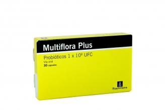 Multiflora Plus Caja Con 30 Capsulas