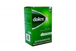 Dolex Caja Con 200 Tabletas