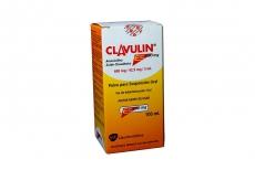 Clavulin ES Polvo 600 / 42.9 mg / 5 mL Caja Con Frasco Con 100 mL Rx2