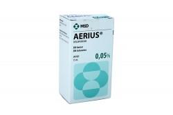 Aerius Jarabe 0.05% Caja Con Frasco Con 15 mL Rx