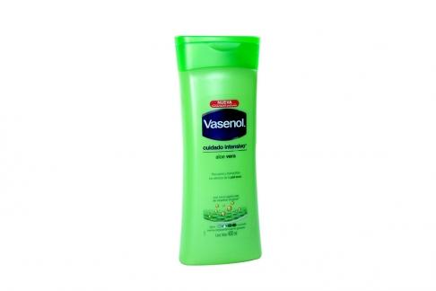 Crema Vasenol Cuidado Intensivo Frasco Con 400 mL