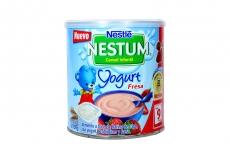 Nestum Cereal Infantil Yogurt Tarro Con 270 g – Sabor Fresa