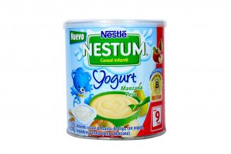 Nestum Cereal Infantil Yogurt Tarro Con 270 g – Sabor Manzana Pera