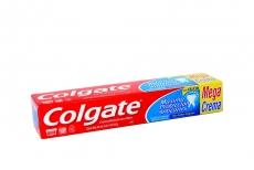 Colgate Mega Crema Dental Con Calcio Caja Con Tubo Con 63 mL