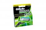 Gillette  Repuesto Mach3 Sensitive Caja X 2 Cartuchos