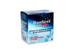 Bonfiest Lua Plus Polvo Caja Con 16 Sobres