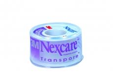 Transpore Nexcare Con Dispensador  24 mm x 5 mts  - 3M