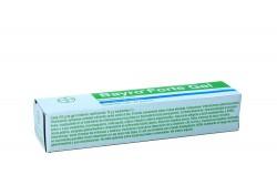 Bayro Forte Gel 10%  Caja Con Tubo x 20 g