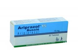 Ariprazol 15 mg Caja Con 30 Tabletas Rx4