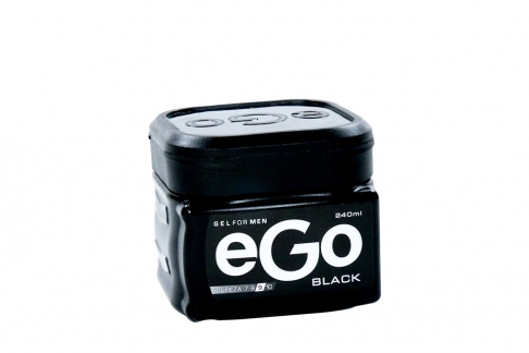 Gel Ego Black Pote x 240 mL