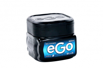 Gel Para Peinar Ego For Men Blue Pote Con 120  mL