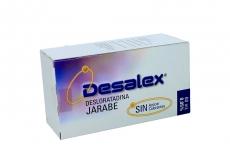 Desalex Jarabe 0.05 % Caja Con Frasco Con  60 mL Rx