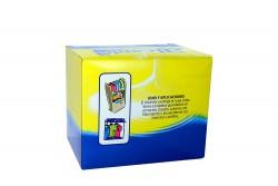 Alcanfor Refinado Caja x 60 Tabletas
