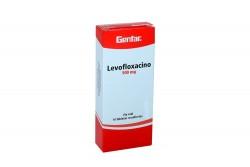 Levofloxacino 500 Mg Caja X 14 Tabletas RX2