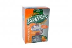 Bonfibra Caja Con 30 Gomas - Sabor Mandarina