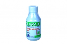 Enjuague Antiséptico Bucal Clarax Frasco Con 180 mL