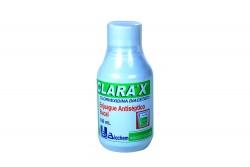 Enjuague Bucal Clara'X' Frasco Con 180 mL