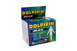 Dolpirin Max Caja Con 48 Cápsulas