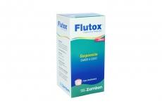 Flutox Suspensión Caja Con Frasco x 120 mL Rx