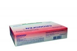Cronofen 500 mg Caja Con 400 Tabletas Rx